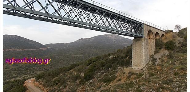 1 γέφυρα